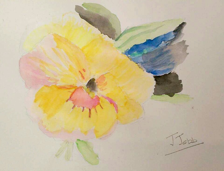 creative minds flower 1 - sarah jane