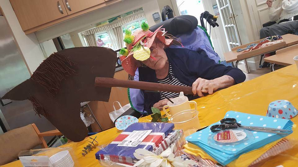 care home open day 9