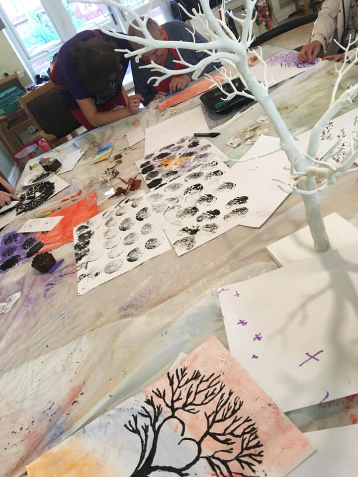 arts in care homes day